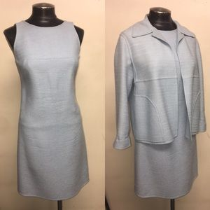 2pc Michael Kors Collection Pencil Dress & Jacket